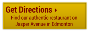 Find our authentic Mediterranean restaurant on Jasper Avenue in Edmonton